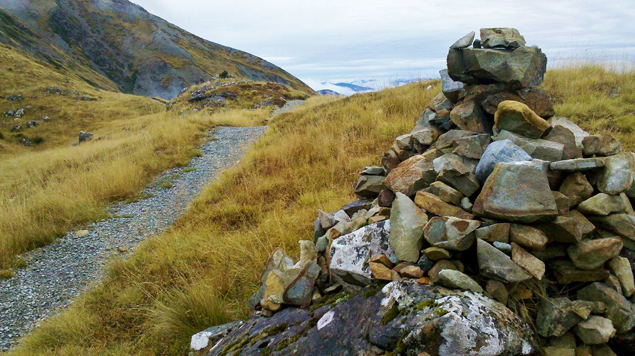 3-Cairn-Gate-Mt-Robert-cairn-The-Gates